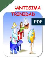 TEMA EL MISTERIO DE LA SANTISIMA TRINIDAD