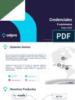 Adpro_Credenciales_E-commerce