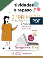 Espanol3PrimariaBloque-I