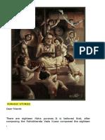 Puranic Stories revised