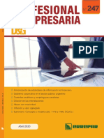 Profesional y Empresaria 247 - abril 2020
