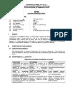 SYLLABUS COMPETENCIA METROLOGIA ELECTRICA 2020 A