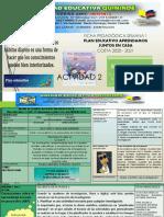 SEMANA 1 ACTIVIDA2 EGB SUPERIOR FICHA PEDAG 4 JUN 2020