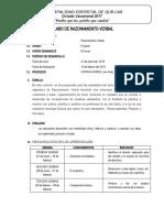 SÍLABO-DE-RAZONAMIENTO-VERBAL 3° grado