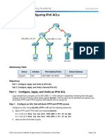 9.5.2.6 Packet Tracer - Configuring IPv6 ACLs Instructions.pdf