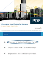 Changing Healthcare Landscape 040111