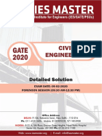 gate 2020Civil--Engineering--Forenoon-Session