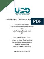 Valores y código de ética de la empresa (Tarea 3).docx