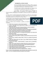 INFORME DE LA FÍSICA CLÁSICA.docx