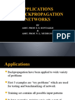 Modue 2- APPLICATIONS OF BPN