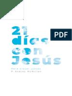 21 DIAS CON JESUS
