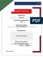 DMAIC Fase Analizar
