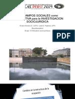 LOS CAMPOS SOCIALES como PERSPECTIVA para la INVESTIGACION