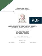 Modelo de Auditoria Operacional RRHH