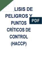BMP Y HACCP COMPLETO