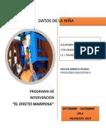 MODELO DEL PROGRAMA DANIEL ALCIDES