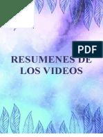 RESUMENES DE LOS VIDEOS.docx