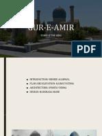 GUR-E-AMIR.pptx