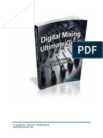 Digital Mixing Ultimate Guide