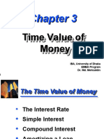 Financial Managmen Van Horne 13th Edition Chapter 3 Time Value of Money