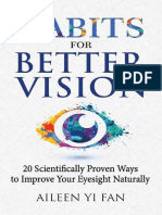 Aileen Yi Fan - Habits for Better Vision_ 20 Scientifically Proven Ways to Improve Your Eyesight Naturally (2019)