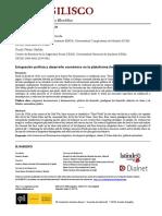 Santiago Javier Armesilla Conde - Integración política y desarrollo económico en la plataforma iberoamericana.pdf