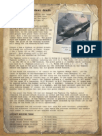 WW2 Aircraft Combat rules