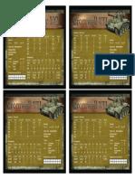 Firefly & Cromwell Datasheets