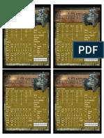 Churchill VII Datasheet