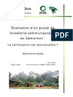 Evaluation de la foresterie communautaire - Copy