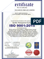 ISO 9001-2015 MA Luba Brief profile