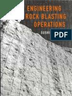Engineering Rock Blasting Operations
