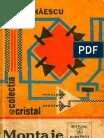Montaje Electronice - Colectia Cristal - 1982
