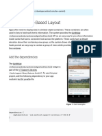 Create a Card-Based Layout _ Android Developers
