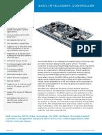 PACOM 8003 Intelligent Controller Datasheet