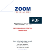 Network Administration 2k3