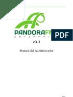 PandoraFMS 3.1 ES Manual Del Administrador