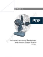 Advance Assembly net in Pro Engineer