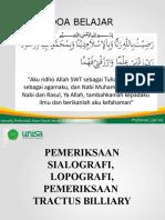 TR Sialografi, Lopografi, Colle, ERCP (TM4)