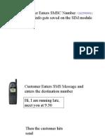 12173880 Working on Sms Presentation