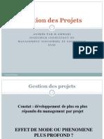 Gestion Des Projets