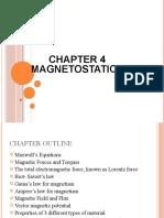 Chapter 4 MAGNETOTASTIC