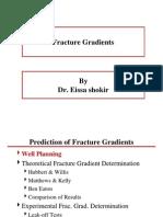 Fracture Gradient - Part I