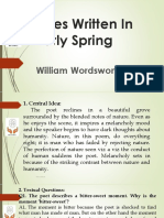 P1 Lines Written In Early Spring(+1)ppt
