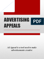 Advertising Appeals Final