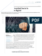 2020, una oportunidad hacia la transformación digital | Perfil