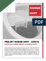 PROJET nudge unit VP2