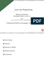 Adv Java Ppt