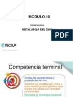 Módulo 10 Metalurgia del Zn