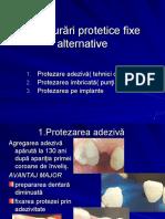 C9 EPR - Restaurari protetice fixe alternative.ppt